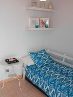 Habitación azul 1