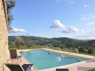 Villa in Capolona, Arezzo, Tuscany, Italy, Subbiano