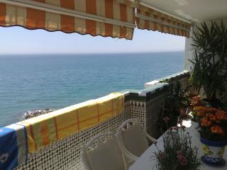 Apartamento en 1 línea de playa Benalmádena costa