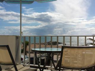 Quarteira Sea front view Holiday Apartment