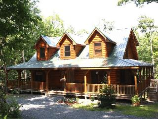Almost There cozy cabin tucked in the rhododendrons minutes from the slopes, Blowing Rock