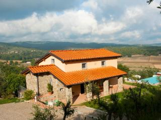 Villa Meraviglia, Monte San Savino