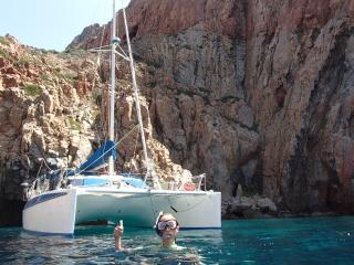 catamaran 'moramora'