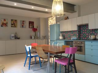 Grand duplex en plein centre de Paris