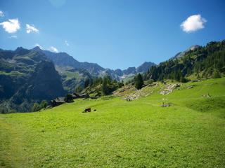 il Baitello - valle di Otro Alagna Valsesia, Varallo