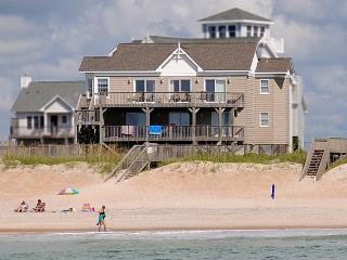 S. Permuda Wynd 139 Oceanfront! | Community Pool, North Topsail Beach