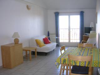T2, 48 m2, au-dessus du port, Sète