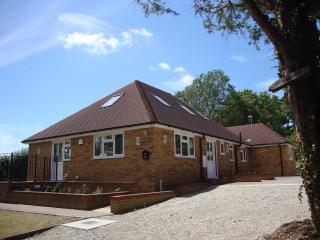 Countryside holiday home located south of Ashford, Kent
