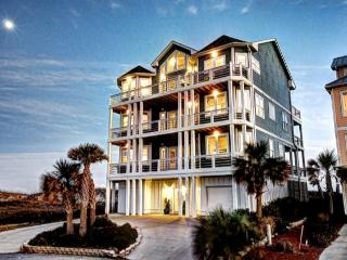 Ocean View Ln 100 Oceanfront! | Private Pool, Hot Tub, Elevator, Game Equipment, Pet & Wedding Friendly, North Topsail Beach