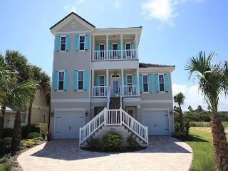 Brand-New Three-Story Home by the Ocean in Cinnamon Beach!, Palm Coast