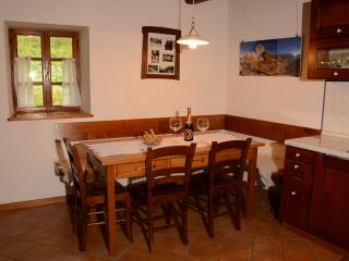 Holiday house Natura best location in Bovec