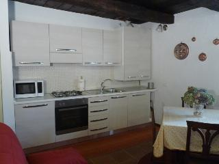 Apartment Horta in Orta San Giulio on Lake Orta with parking