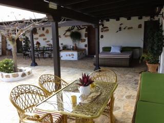 Casa Abuelo Rafael, Llanos de la Concepcion