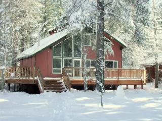 Modern 3BR Lodge-Style Home in South Lake Tahoe - Perfect Location Surrounded by National Forest