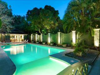 Spectacular Tropical Gardens On A Quiet Beach, The Garden