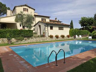 4 bedroom Villa in Rignano Sull Arno, Firenze Area, Tuscany, Italy : ref 2230363