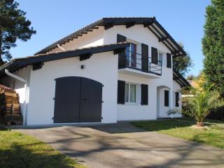 Villa d'architecte entre Biarritz et Hossegor, Tarnos