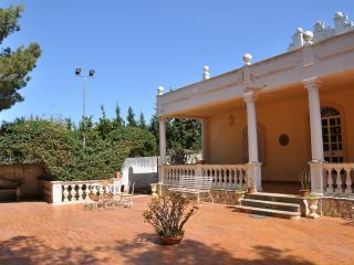Villa Paradiso con pineta e giardino, Marsala