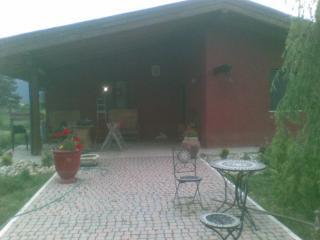 Casa di legno, L'Aquila