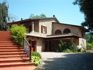 Villa Il Cuculo, Pratovecchio