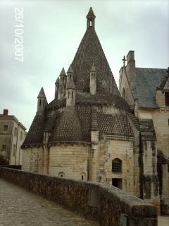 Fontevraud Abbey: Tombstones- Henry II, Queen Elleanor, Richard the Lionheart & Isabelle rest here