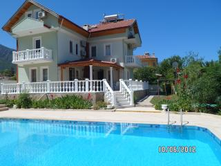 Detached 6 Bed Villa in Ovacik with private pool
