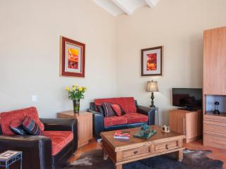 Super comfy sitting area with views over San Miguel from where you sit!