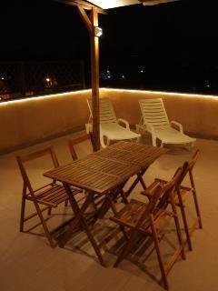Terrazza by night