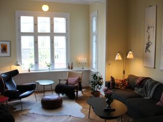 Luxury Apartment in Central Copenhagen, Oesterbro