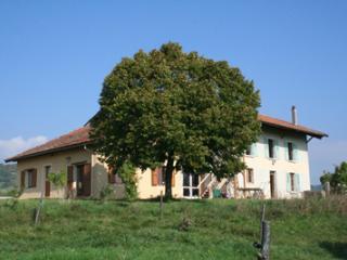 la grange du haut, Saint-Antoine-l'Abbaye