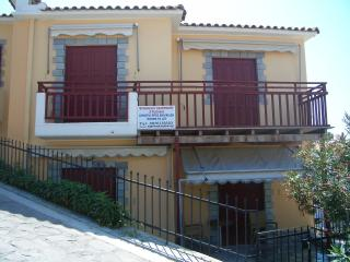 Evangelia Apartments, Sigri