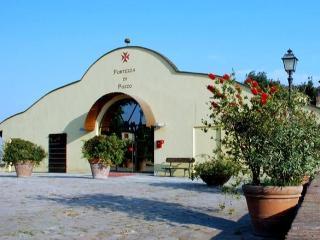 Fortezza di Pozzo - Pietro, Santa Maria a Monte