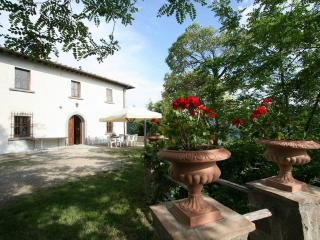 Apartments in Villa with pool in the Chianti C
