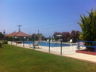Summer house in alanya Sea and swimming pool, Alanya