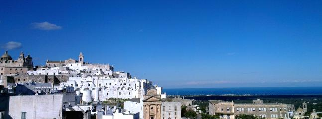 The White city of Ostuni is waiting for you