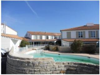 T2 cabine Residence standing piscine 100m plage, La Couarde-sur-Mer
