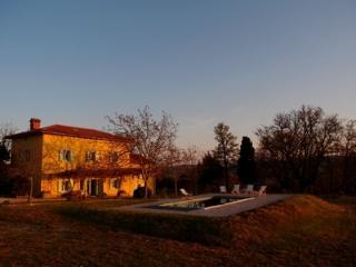 Villa Sansego, Motovun