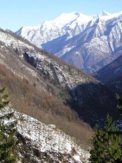 Winterblick ins Tal