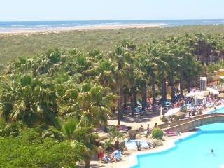 Apartamento 1ª línea playa en Hotel Playa Marina