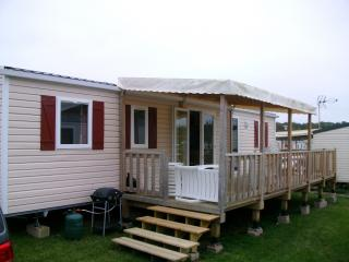Mobilhome 8 places, Besse-sur-Braye