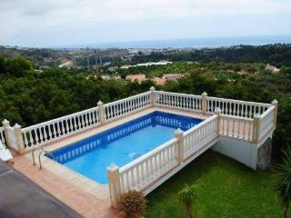 Villa Medina Paloma Nerja Campo T1071