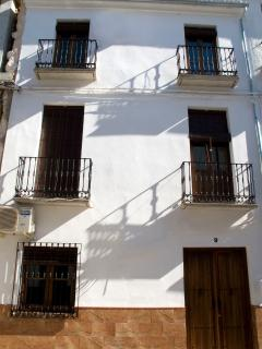 Traditional Andalucian townhouse