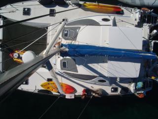catamaran cruise grenadines skipper, Le Marin