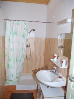 The shower-room