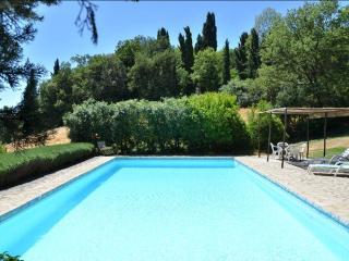 Casa di campagna di Siena, piscina privata., Monteriggioni