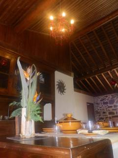 Original Wooden Ceilings