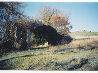casale di campagna, Montalcino