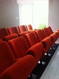 salle de vidéoprojection mis à disposition gratuitement