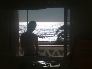 Casa en primera línea de mar, Calafell