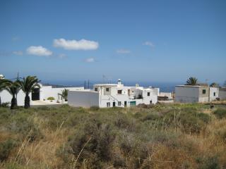 Haria – Apartamento 3 con vista pequeña al mar, Haría